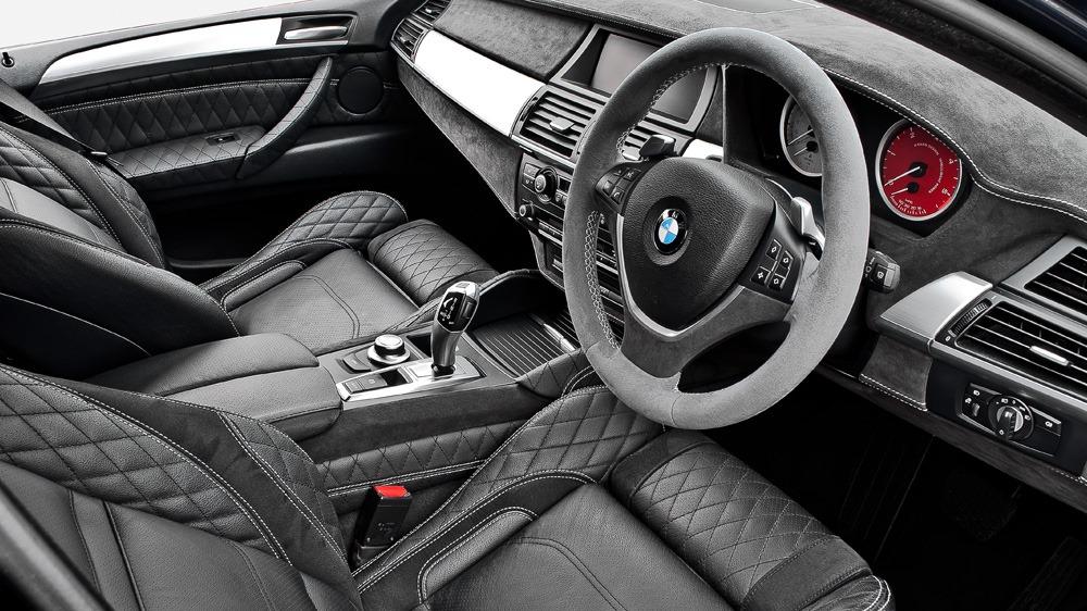 BMW X6 by Kahn Design