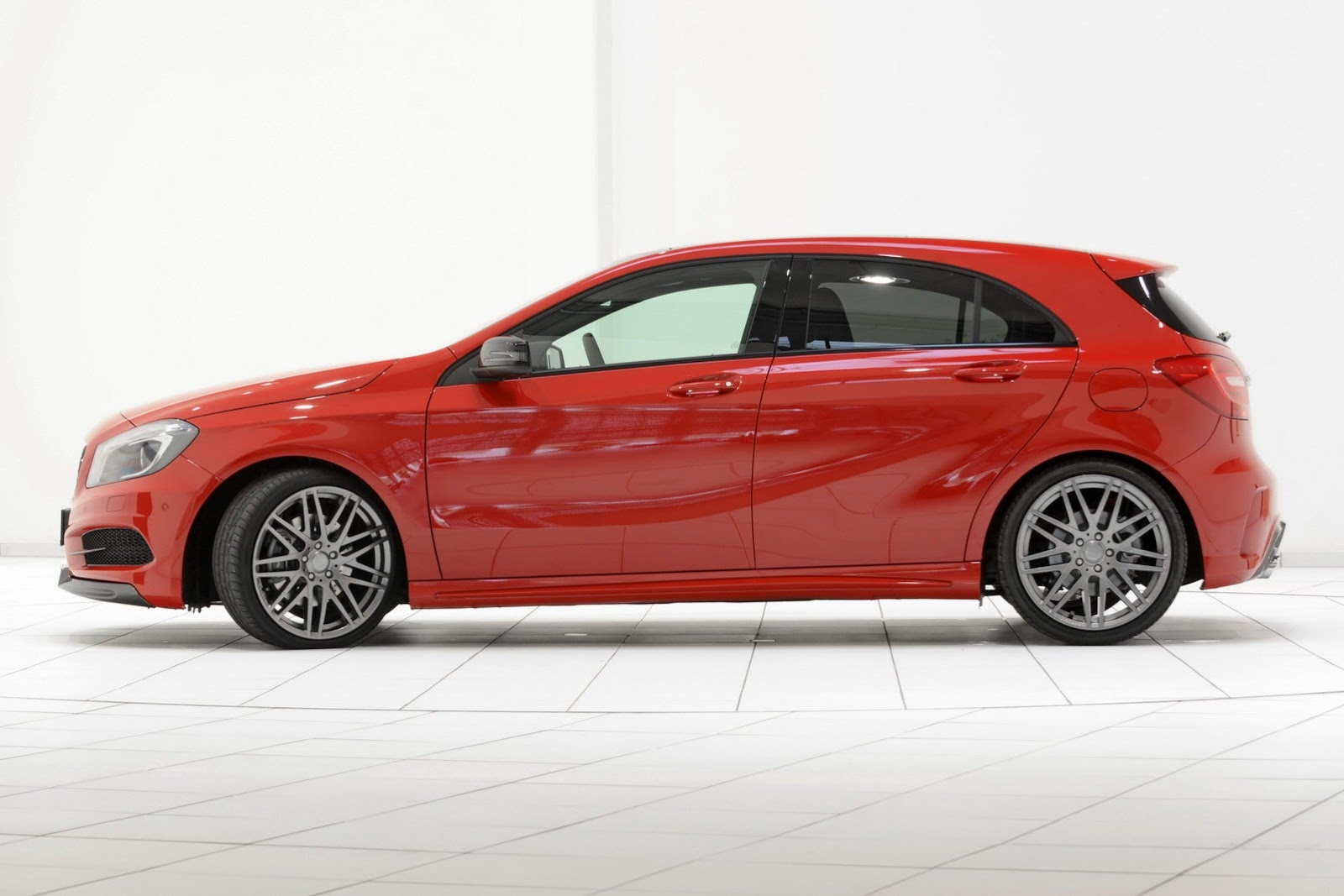 Mercedes A-Class by Brabus
