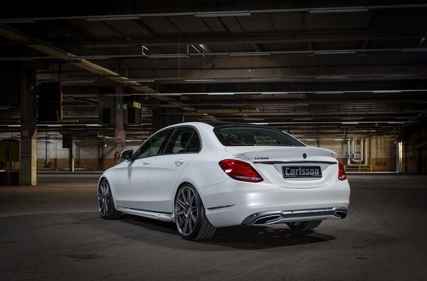 2014 Mercedes C-Class by Carlsson