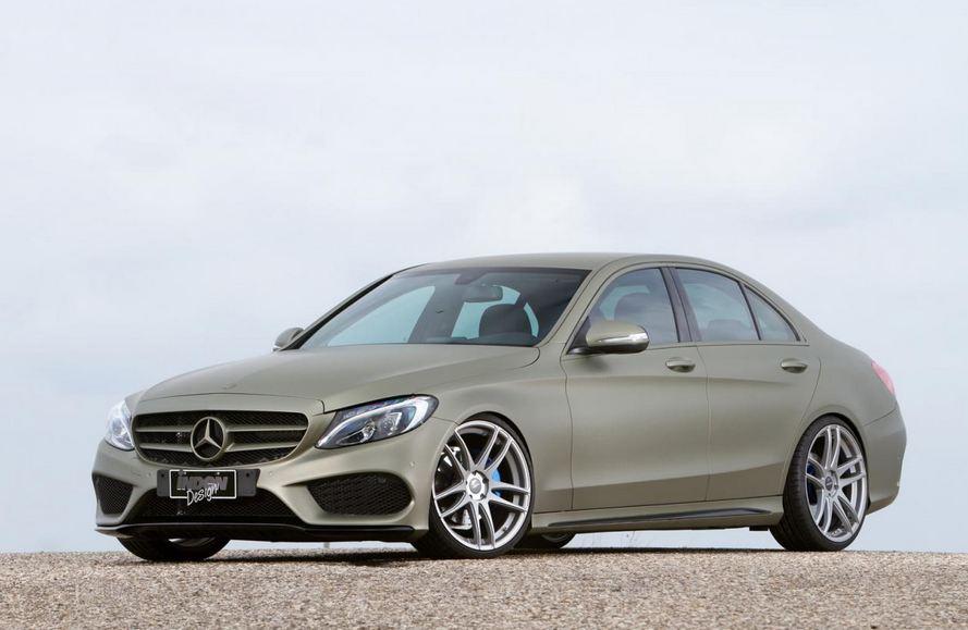 2014 Mercedes C180 AMG Line by Inden Design
