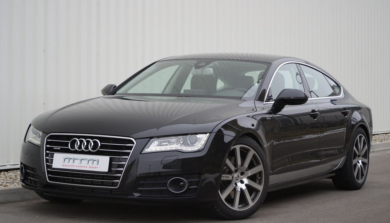 Audi A7 tuning by MTM