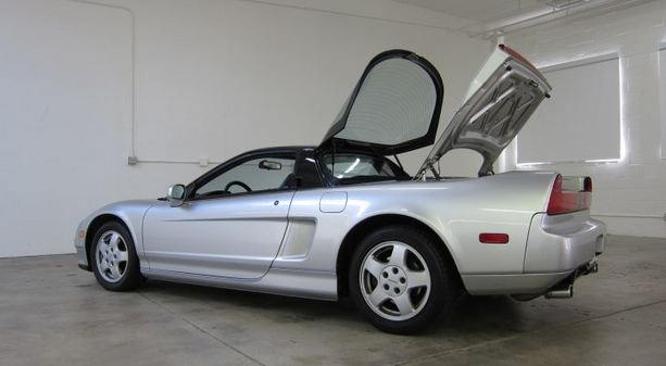 Honda NSX by Science Of Speed