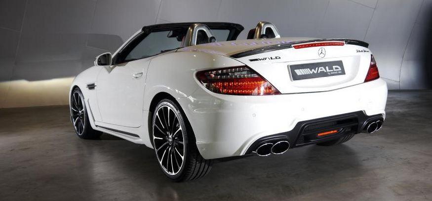 Mercedes SLK by Wald International