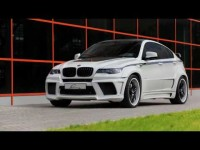 E71 BMW X6 by Lumma Design Tuning (CLR X 650)