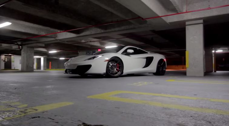 McLaren 12C by ADV.1 and Fabspeed