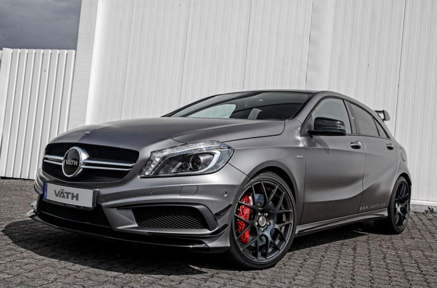 Mercedes A45 AMG revised by VATH