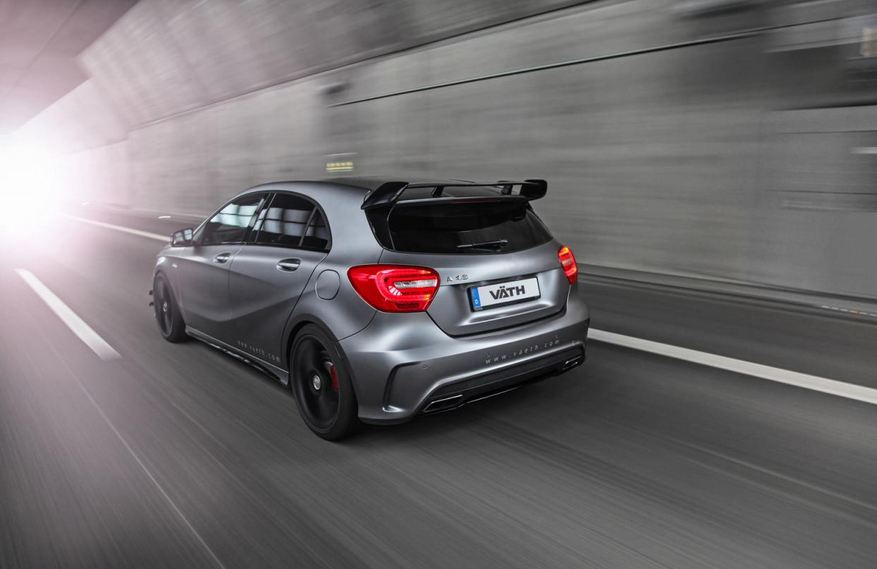 Mercedes A45 AMG by VATH