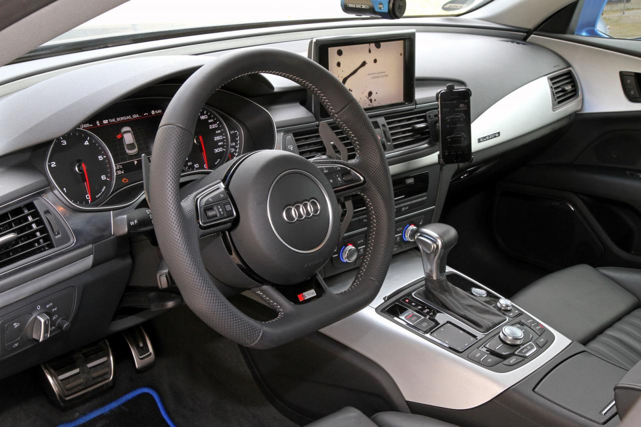 Audi A7 by MR Racing