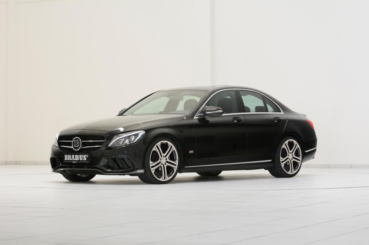Mercedes C-Class by Brabus