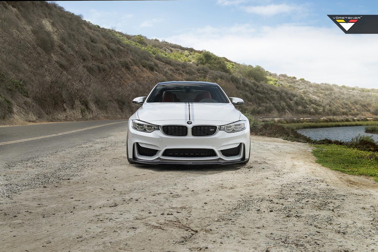Vorsteiner reveals BMW M3/M4 GTS