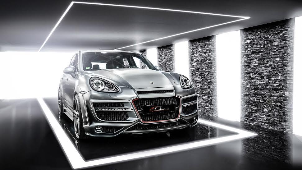 Porsche Cayenne by CT Exclusive