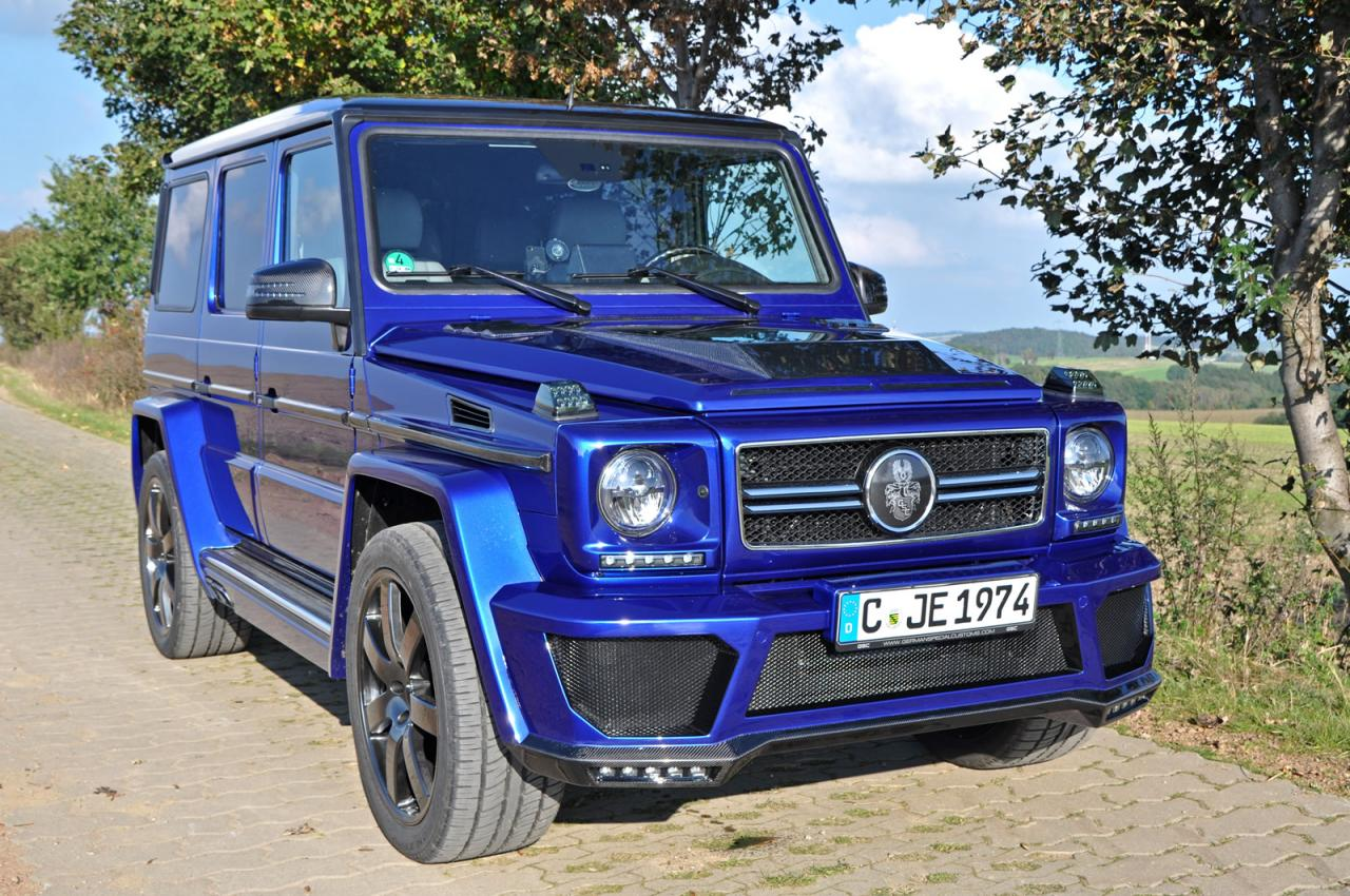 Mercedes G-Class by German Special Customs
