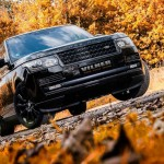 Range Rover Autobiography by Vilner