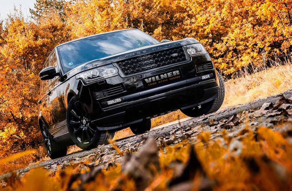 Vilner presents the Autobiography Range Rover