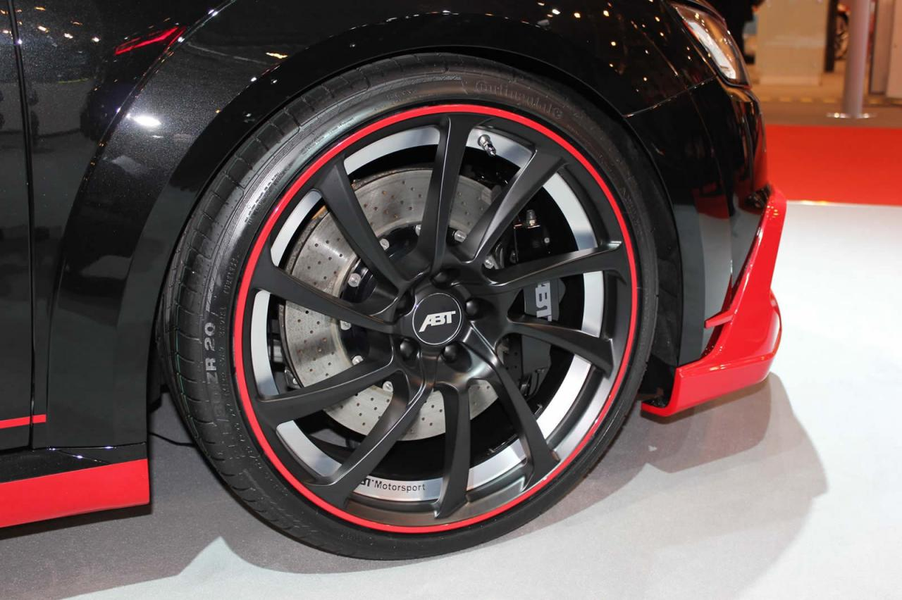 Audi TT Coupe by ABT Sportsline at Essen