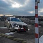 BMW 550i by Fostla