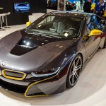 BMW i8 by Manhart