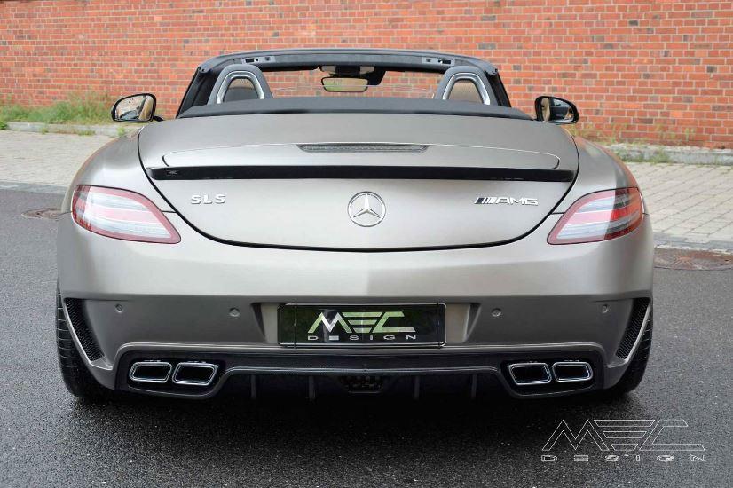 Mercedes-Benz SLS AMG Roadster by MEC