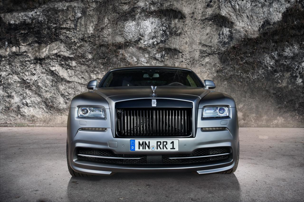 Rolls-Royce Wraith by Spofec