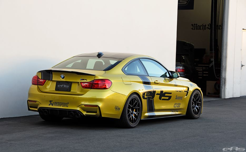 European Car Tuner GP BMW M4 Coupe by EAS