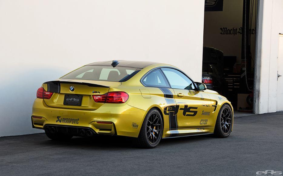European Car Tuner GP BMW M4 Coupe by EAS