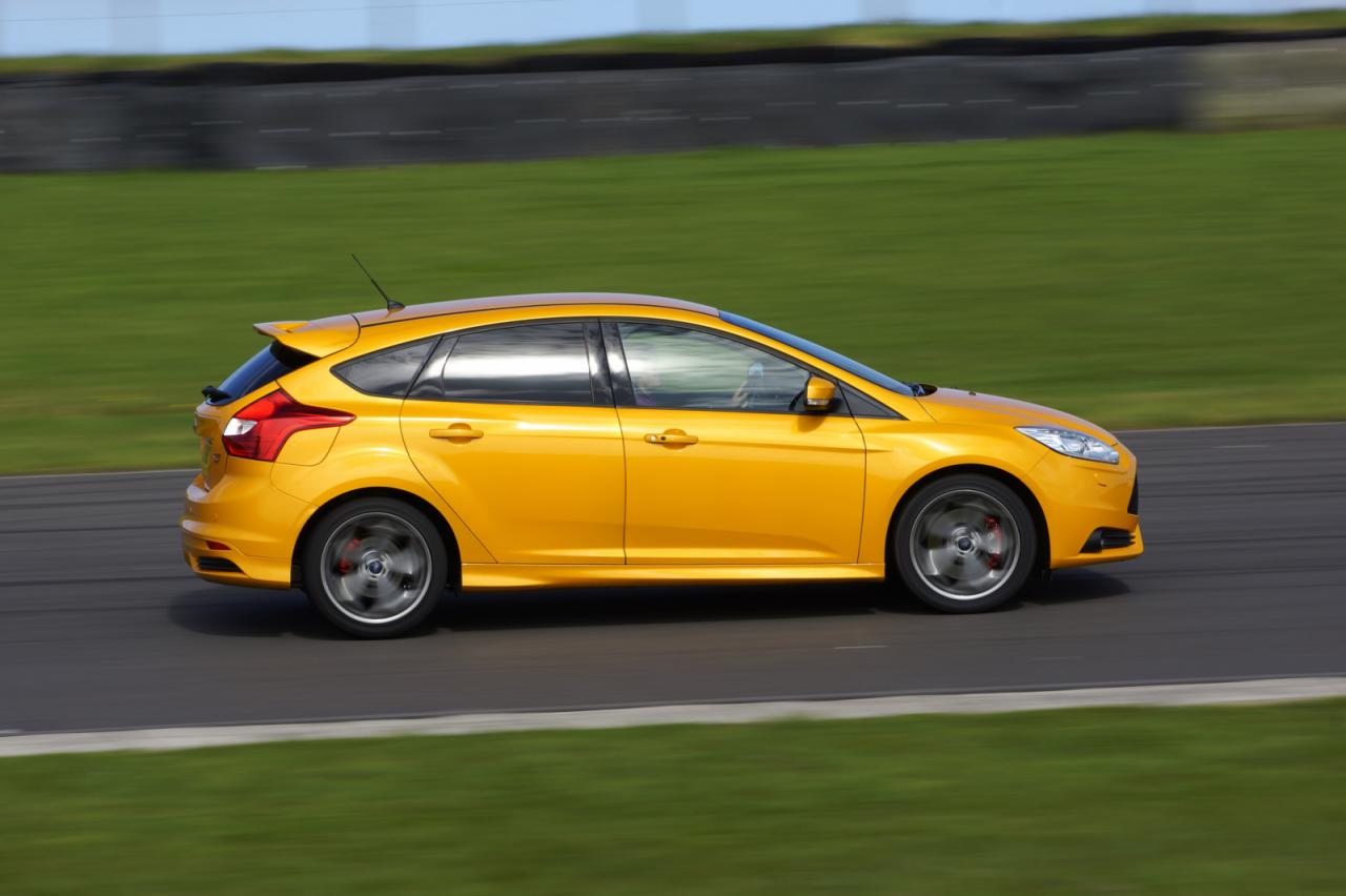 Ford Focus ST by Graham Goode Racing