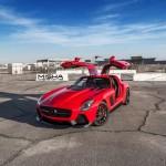 Mercedes SLS AMG by Misha Designs