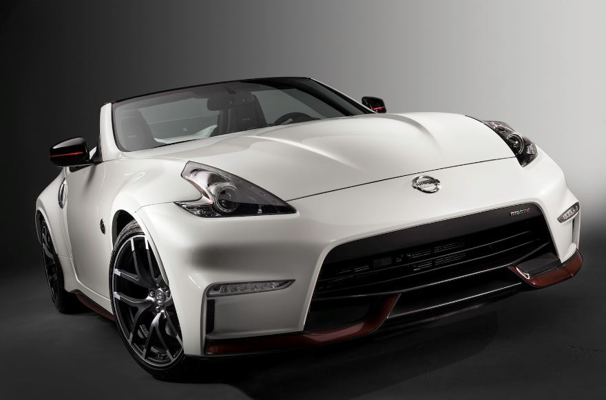 Nissan 370Z Roadster Concept by NISMO