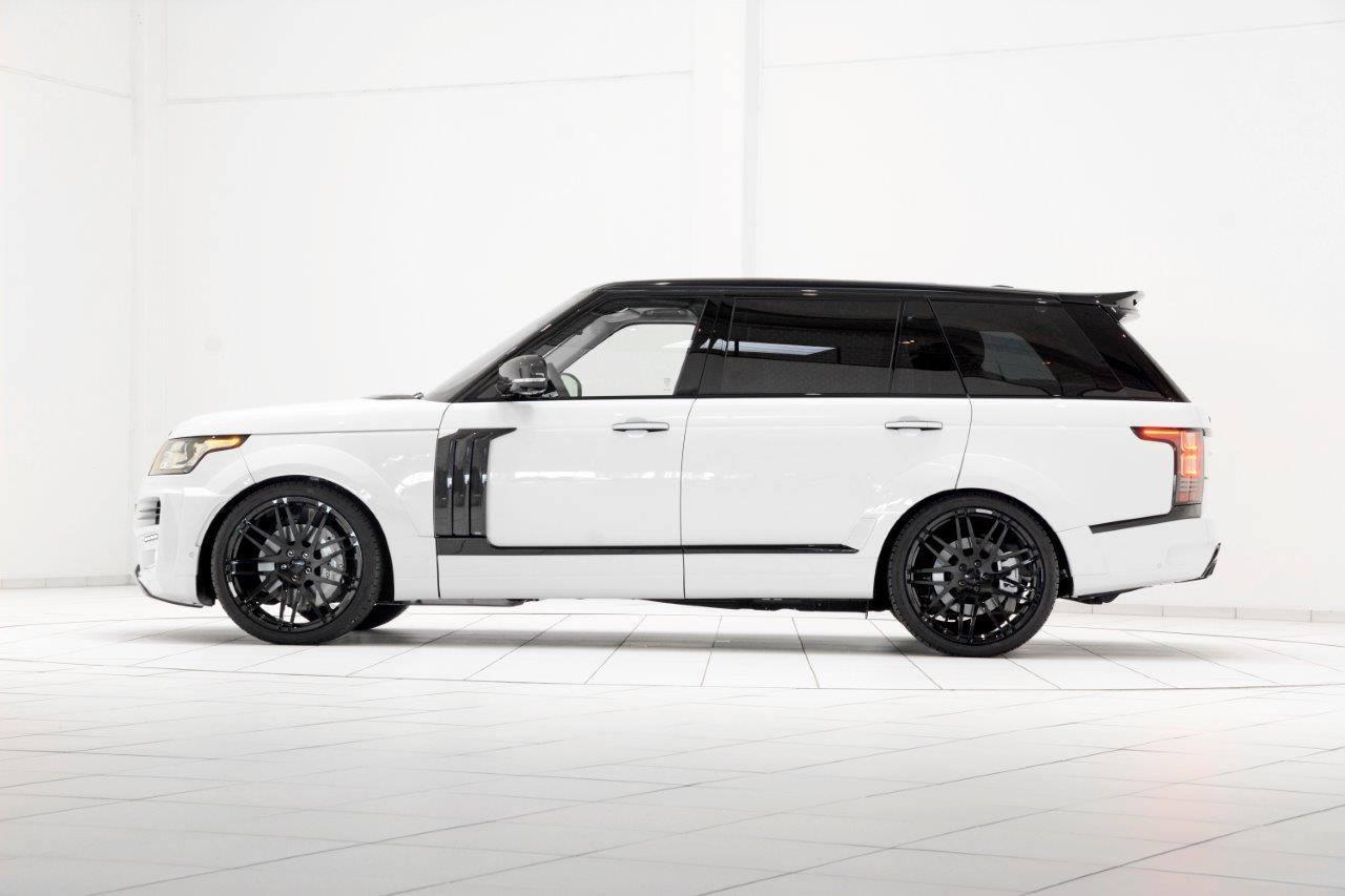 Range Rover LWB by Startech