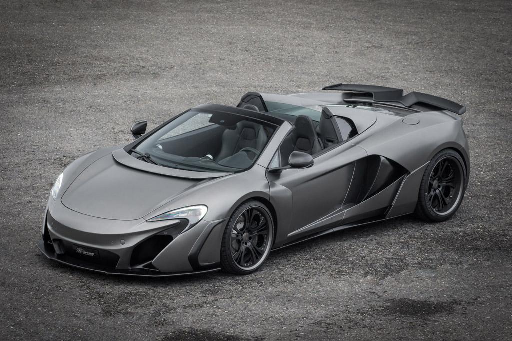 McLaren 12C Spider by FAB Design