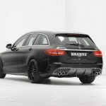 Mercedes C-Class Estate AMG Line by Brabus