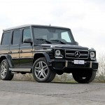 Mercedes G63 AMG by Posaidon