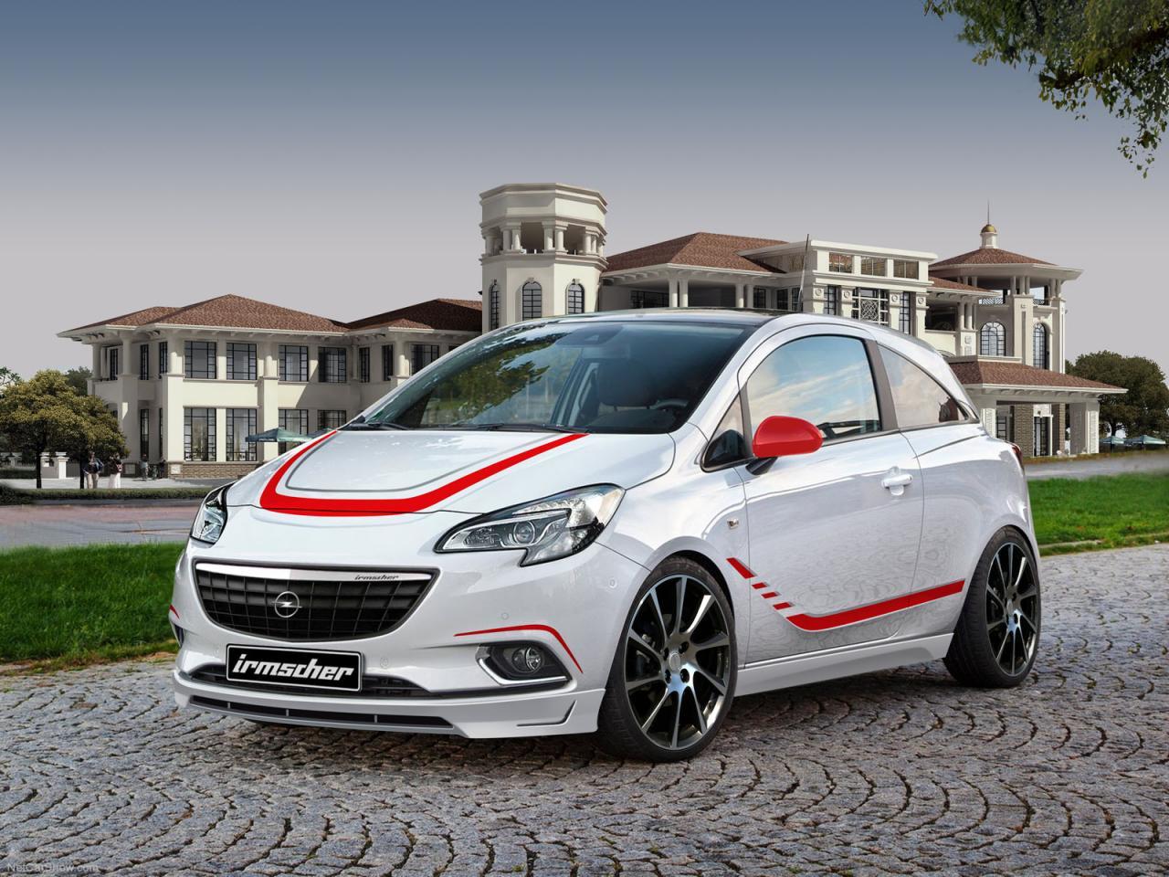 Opel Corsa by Irmscher