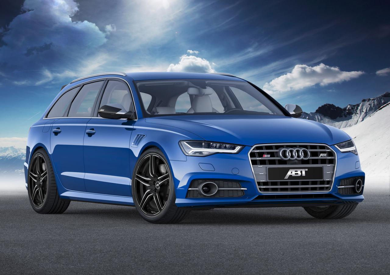 Audi S6 Avant by ABT