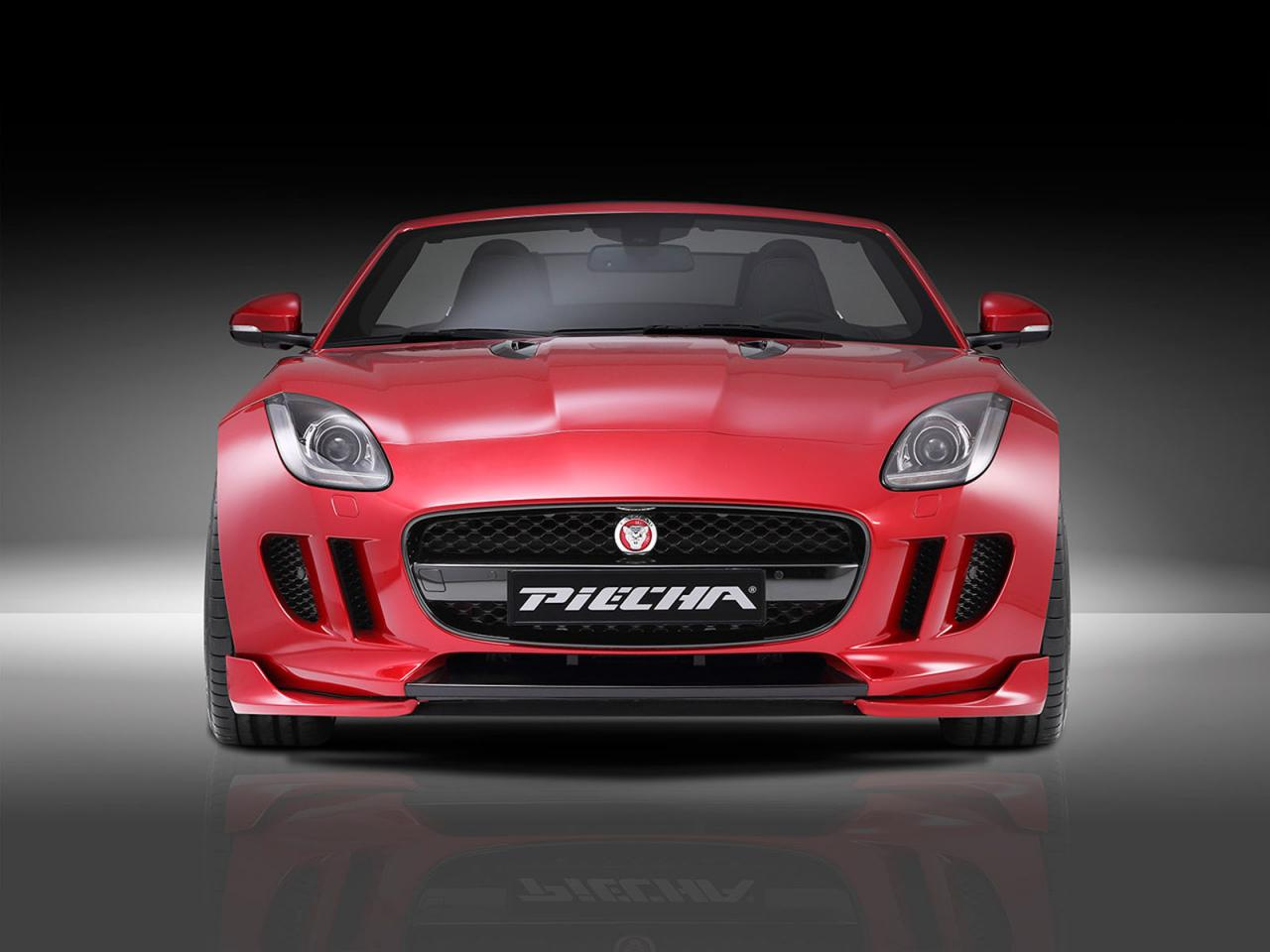 Jaguar F-Type by Piecha Design