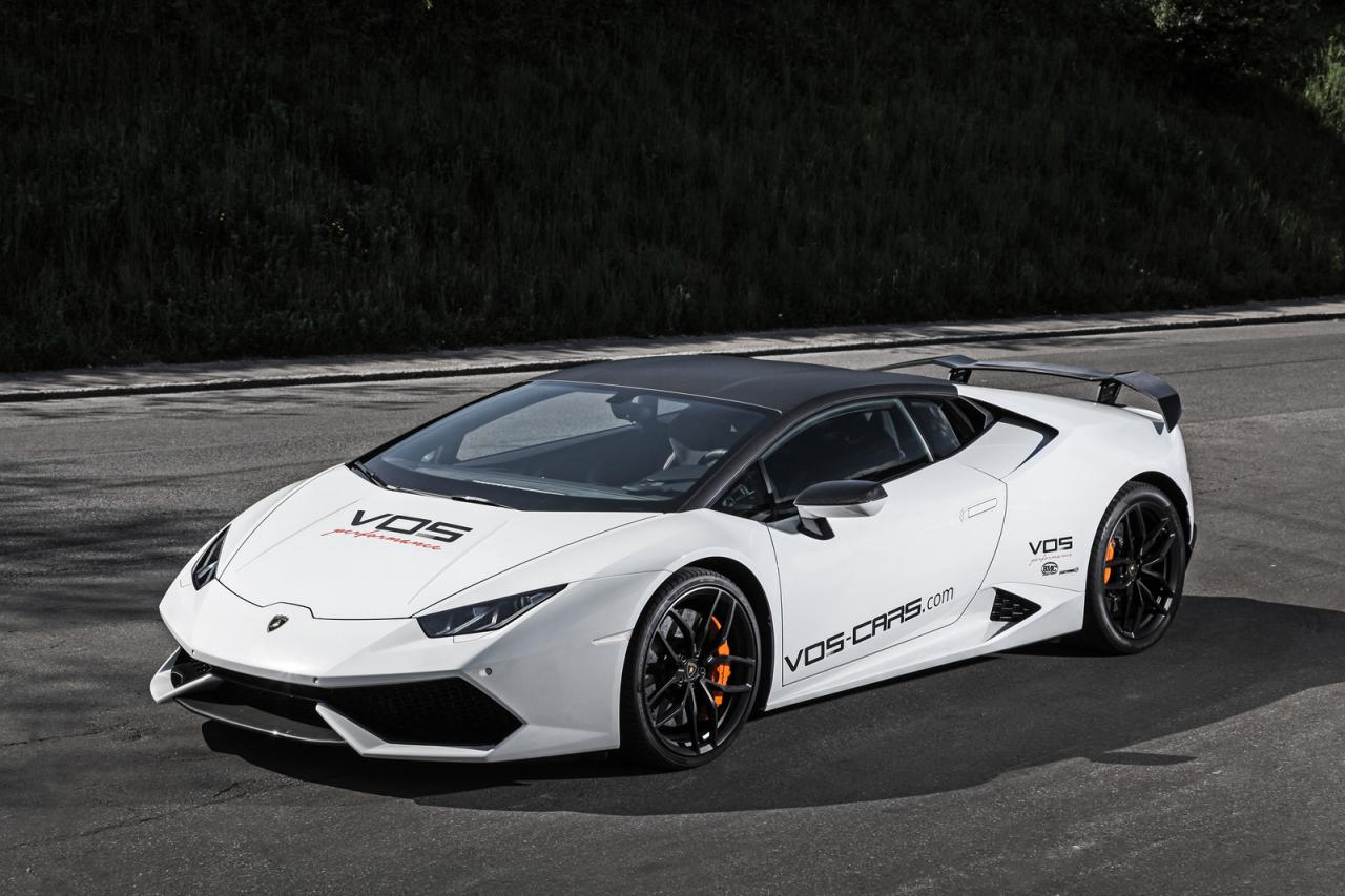Lamborghini Huracan by Vision of Speed