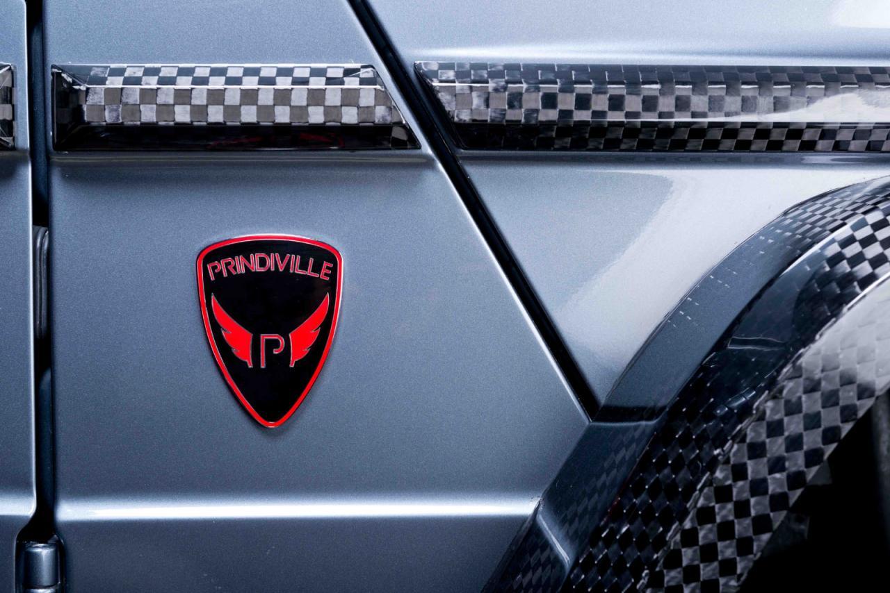 Mercedes G63 AMG by Prindiville Design