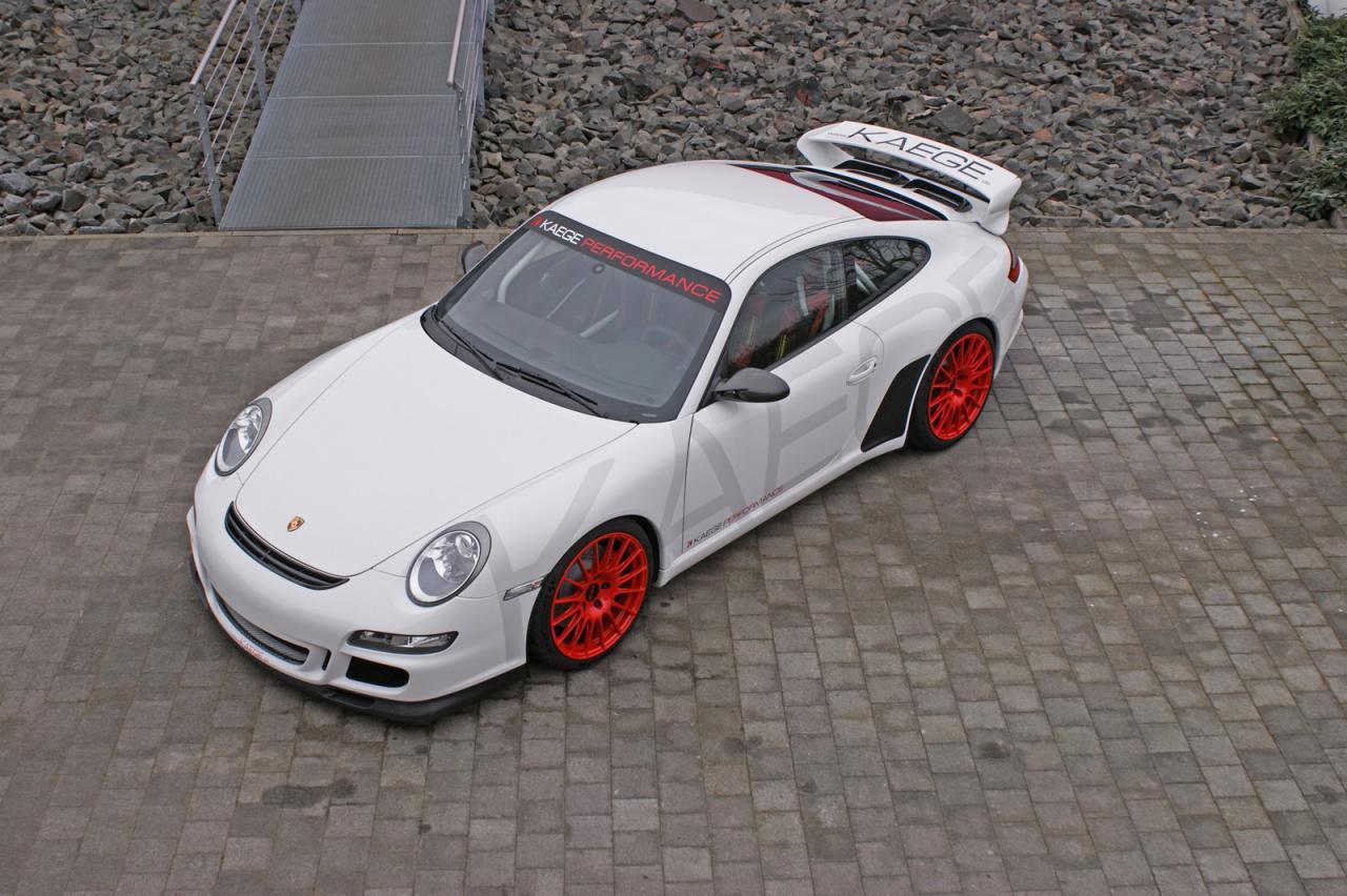 Porsche 911 GT3 by KAEGE