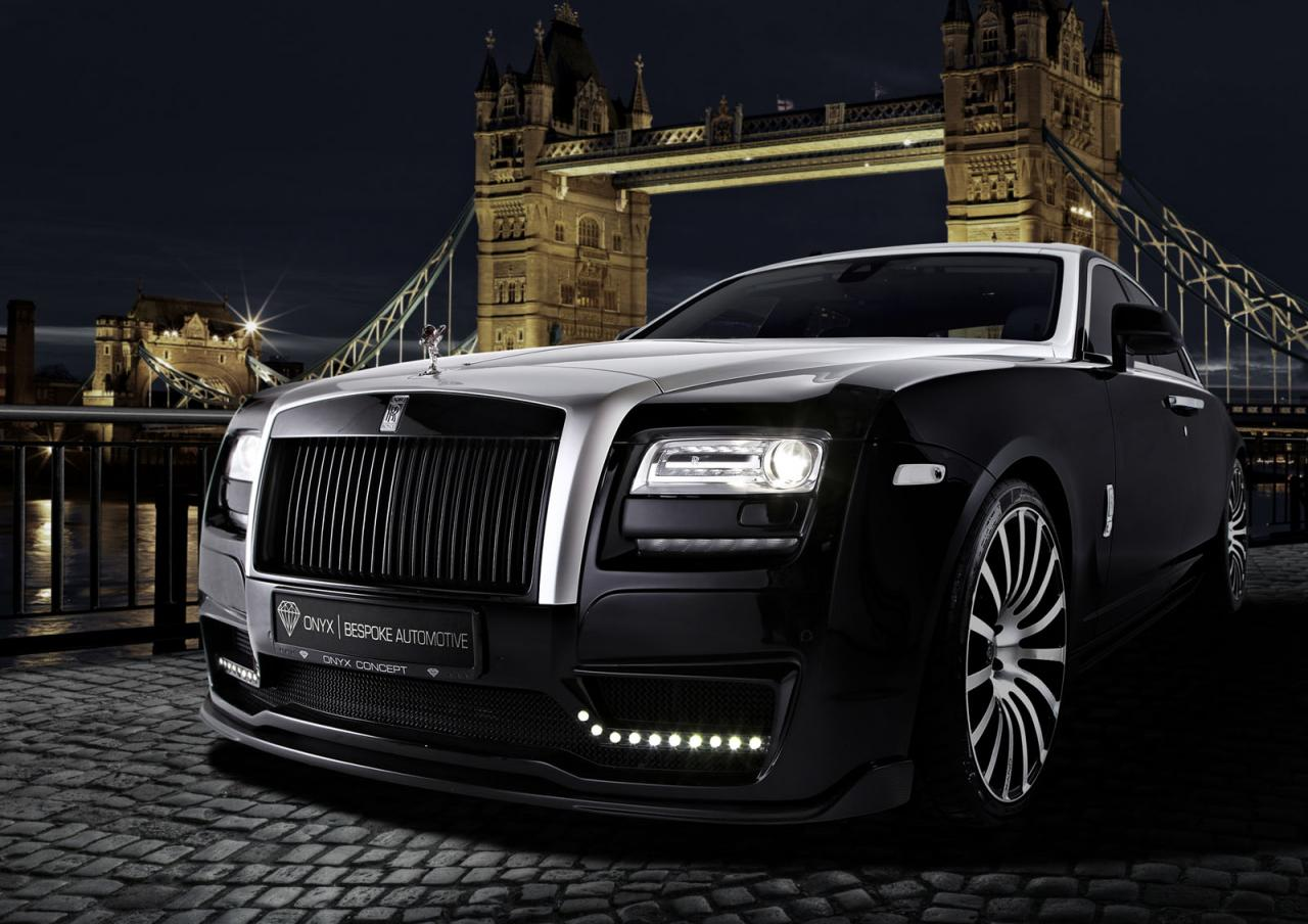 Rolls-Royce Ghost by Onyx Concept