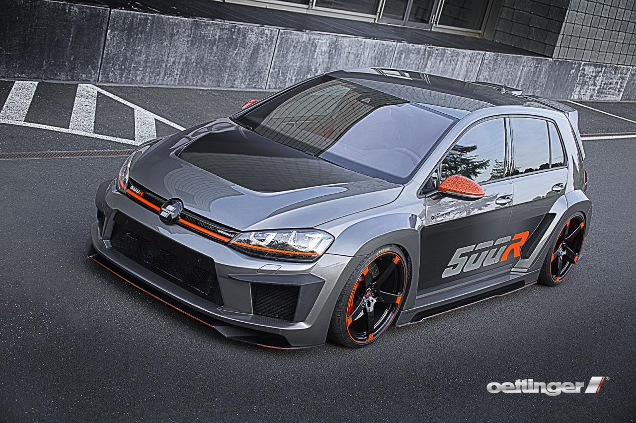 Volkswagen Golf R by Oettinger