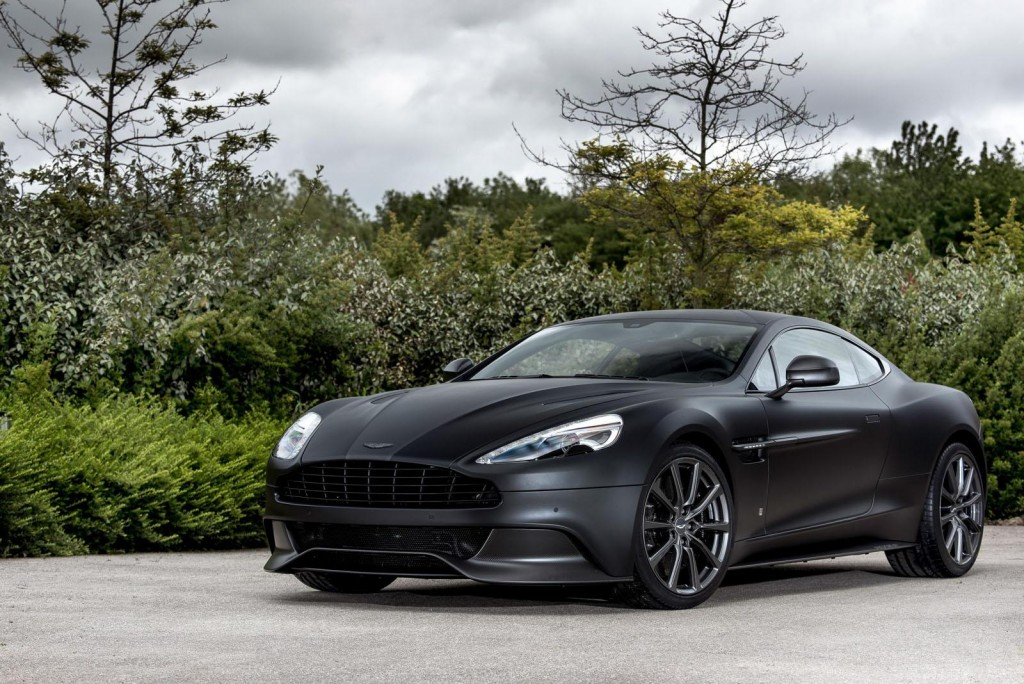 Aston Martin Vanquish One of Seven by Q Aston Martin