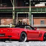 Edo Competition`s Ferrari 575 GTS