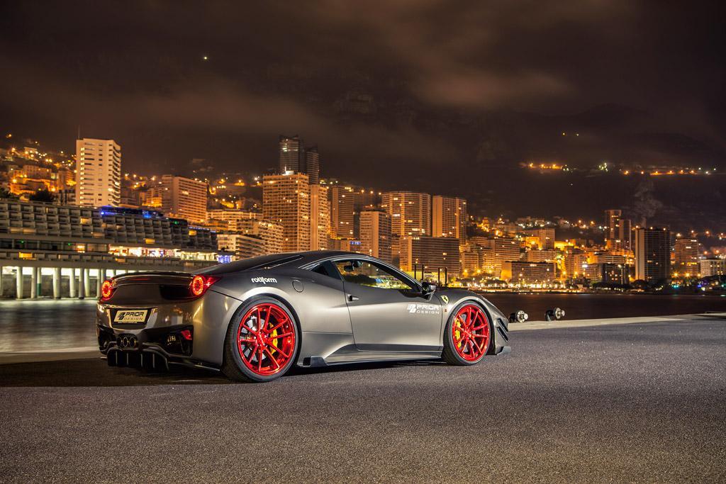 Ferrari 458 Italia by Prior Design