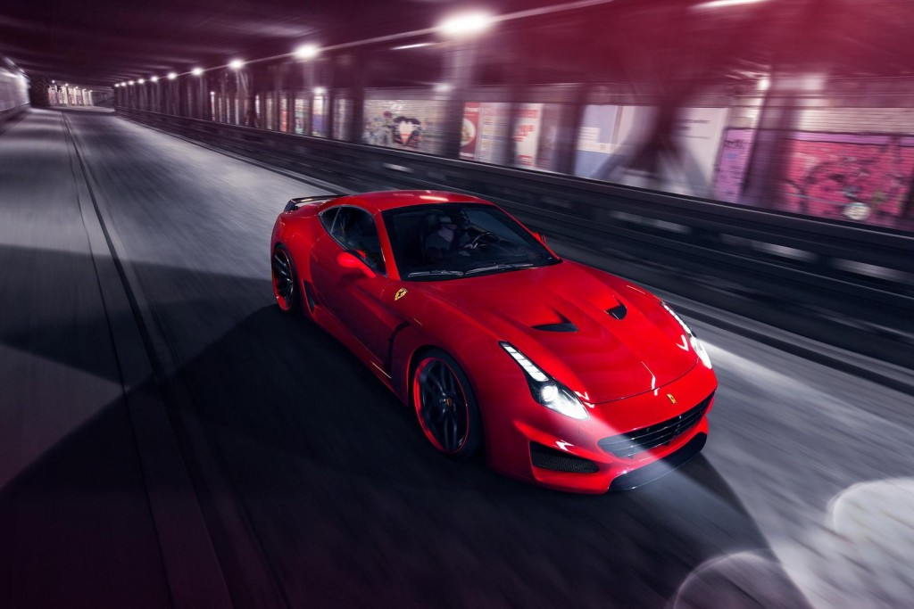 Ferrari California T N-Largo by Novitec Rosso