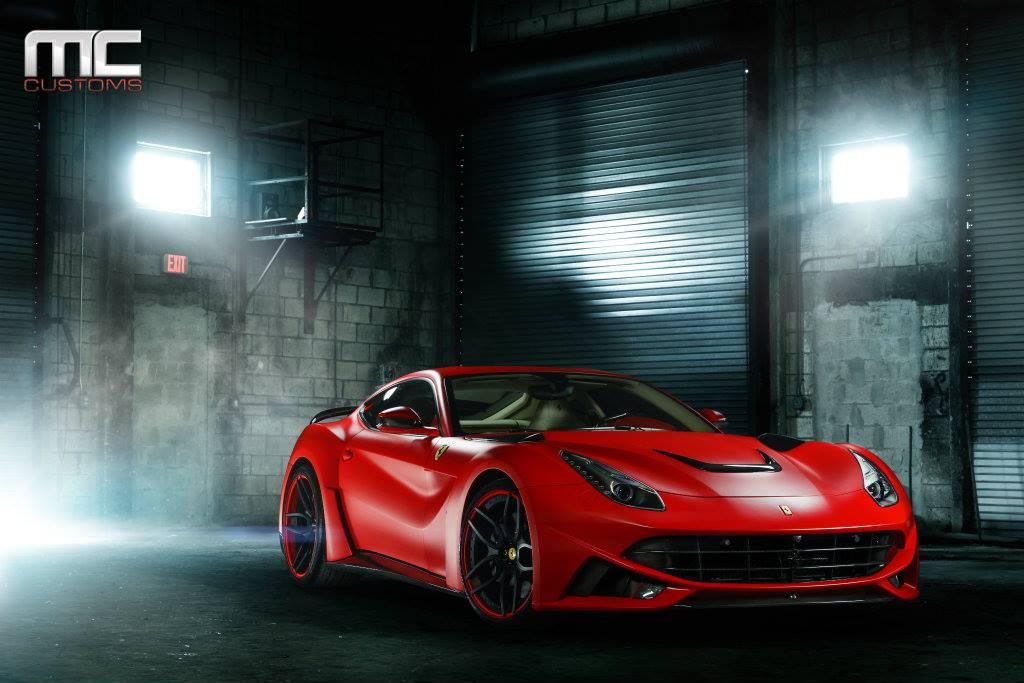 Ferrari F12 Novitec N-Largo by MC Customs