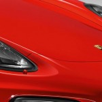 Guards Red Porsche Boxster S by Porsche Exclusive