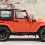 Jeep Wrangler Sahara by Kahn Design