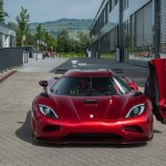 Koenigsegg Agera R on ADV1 Wheels