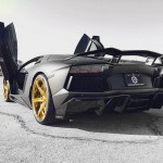 Lamborghini Aventador Upgrades by Misha Designs