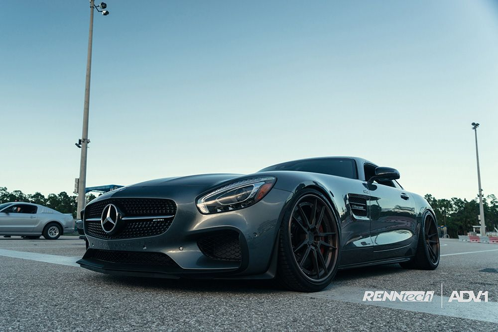 Mercedes AMG GT by RENNtech is Extremely Fast